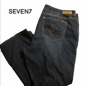 SEVEN7 Melissa McCarthy jeans